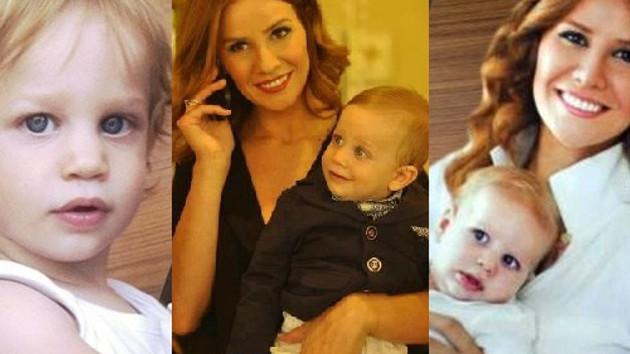Esra Erol'un oğlu İdris Ali 1 yaşında!