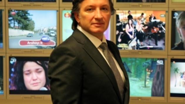 İrfan Şahin, resmen Doğan TV Holding CEO'su oldu!