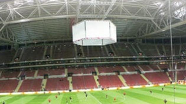 Çarşambanın galibi Türkiye- Estonya maçı oldu! İşte reytingler!