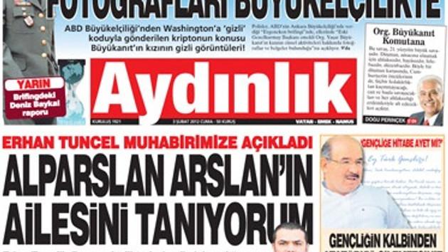 Aydınlık'tan Büyükanıt'ın kızı için şantaj iddiası!