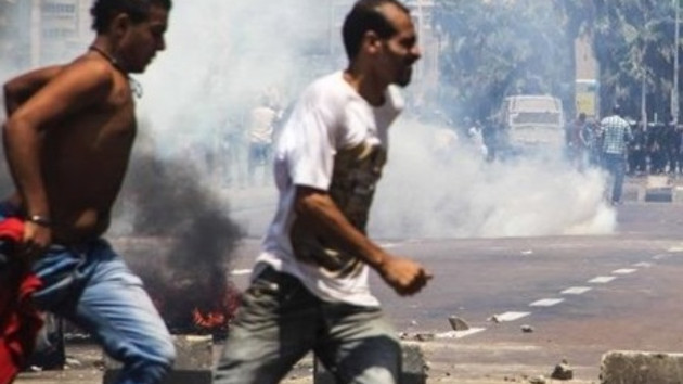 Mısır'da 1 ay sokağa çıkma yasağı!