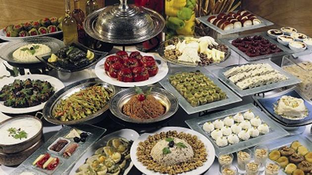 Çin'de Türk kültürü ve yemekleri festivali!