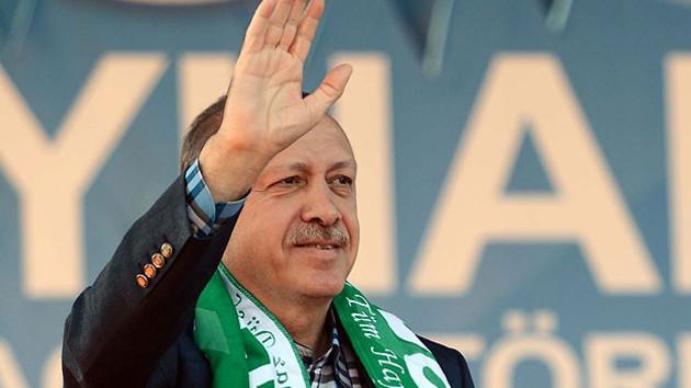 Esad, Tayyip Erdoğan'a hakaret ediyor diye yazanlar var!