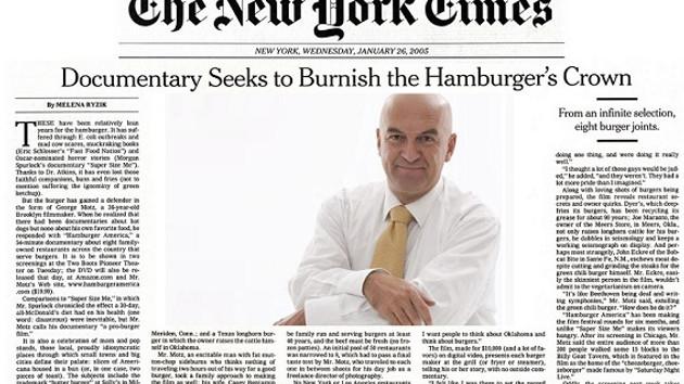 Yavuz Baydar'ın NY Times'da yayınlanan yazısı!