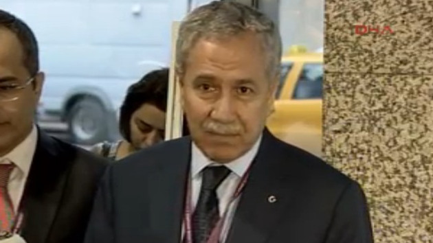 Sayın Başbakan davet etti.. Arınç'tan küslük açıklaması!