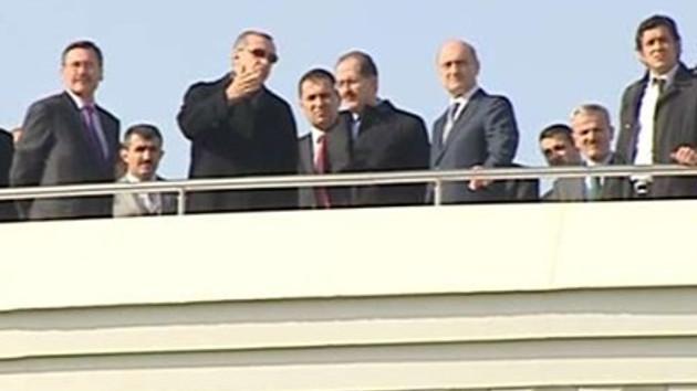 Erdoğan'dan TOKİ evlerine sürpriz denetleme!