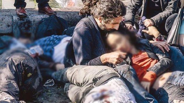 Ankara katliamını dünya medyası nasıl gördü?