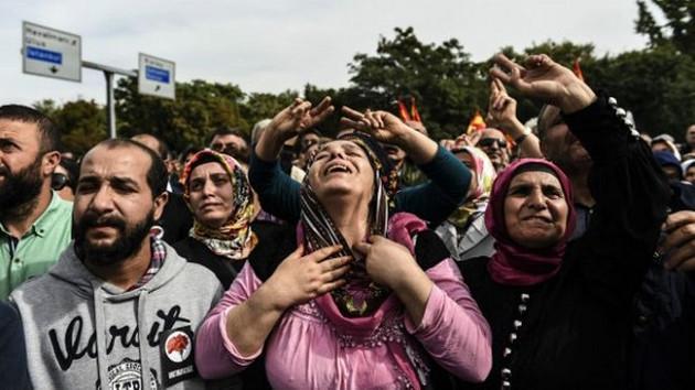 FT: Türkiye derin şekilde bölündü