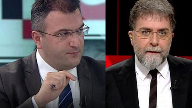 Cem Küçük'ten Ahmet Hakan'a: Tetikçi maymun...