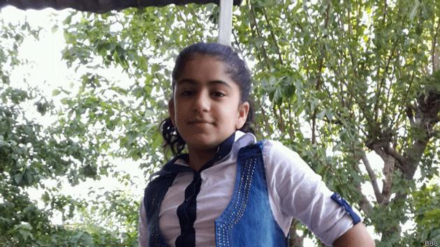 Diyarbakır'da 12 yaşındaki kız çocuğu vuruldu