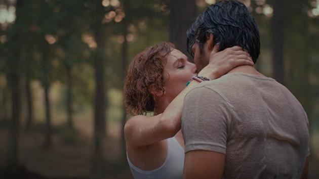 RTÜK'ten masum öpüşmüyorlar cezası!