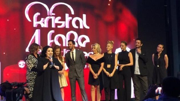 4. Kristal Fare Ödülleri sahiplerini buldu