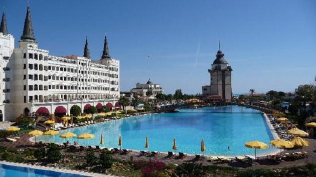 Halk Bankası Mardan Palace'ı satın aldı
