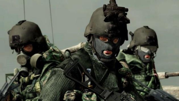Rus kara birlikleri Suriye'de operasyonlara başladı!
