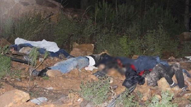 Mülteci Otobüsü Takla Attı: 8 Ölü 39 Yaralı (2)