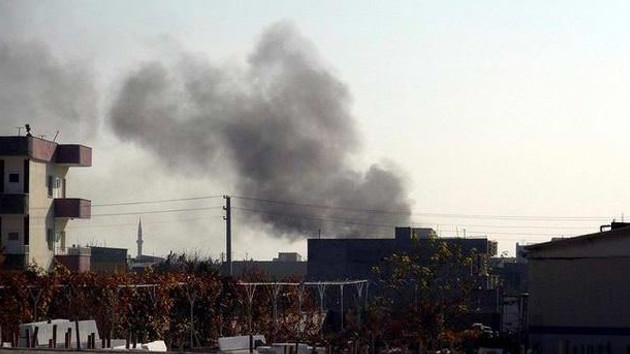 Mardin'de meydana gelen patlamada yaralılar var