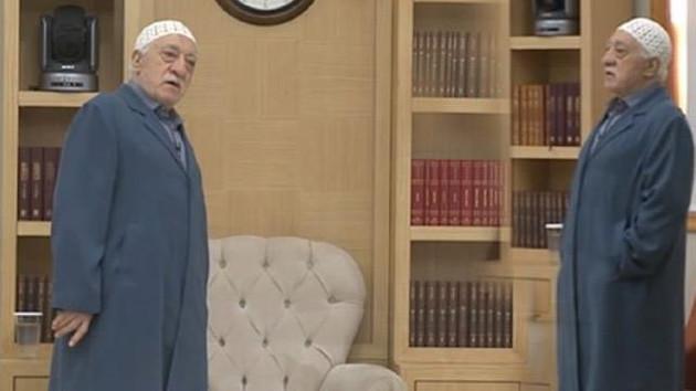 Gülen'in koltuk şifresi çözüldü! Hz. Peygamber geliyormuş da...