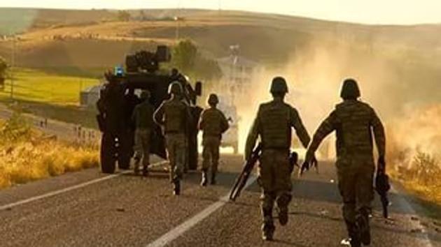 Son Dakika! TSK: Afrin'den havan mermisi atıldı, karşılık verildi