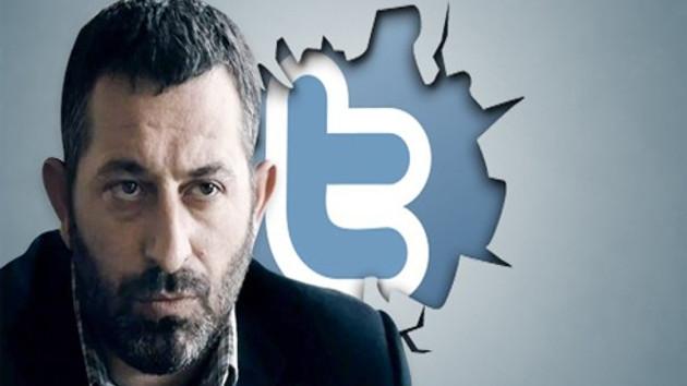 Cengiz Semercioğlu ve Cem yılmaz Twitter'da birbirine girdi