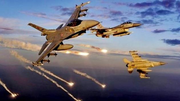 Suriye: Hava sahamıza giren Türk savaş uçaklarını düşürürüz