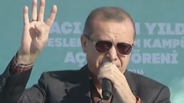 Erdoğan: Kerkük, Musul geçmişte bizimdi!