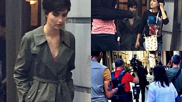 Ferzan Özpetek'in yeni filmi İstanbul Kırmızısı'nda Gezi olayları da var