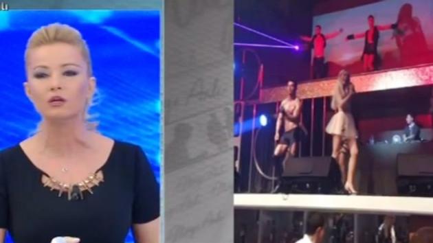 Müge Anlı, Aleyna Tilki'nin ailesine seslendi: Çocuğunuzu sahneden alın!