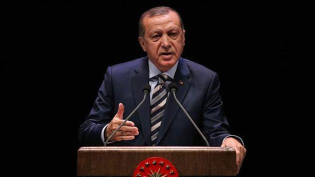 Erdoğan: Benim FETÖ ile mücadelemi kendi arkadaşlarım bile anlamadı
