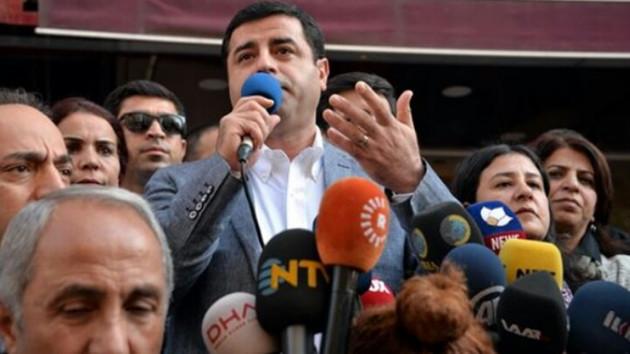 Flaş! Selahattin Demirtaş'a şok haber!