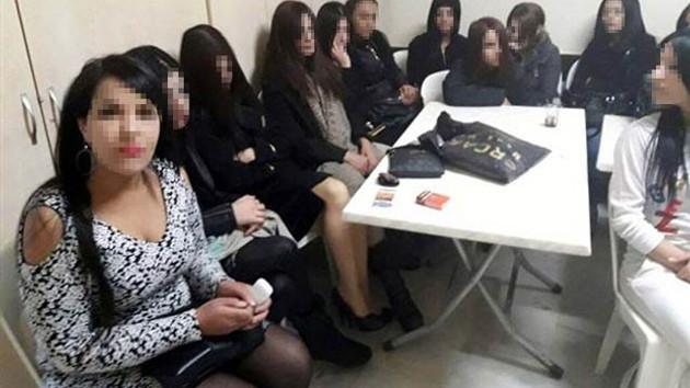 21 Suriyeli, 6 Azeri, 1 Faslı kadın fuhuştan yakalandı