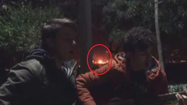 Beşiktaş'taki patlama anı kameralara böyle yansıdı