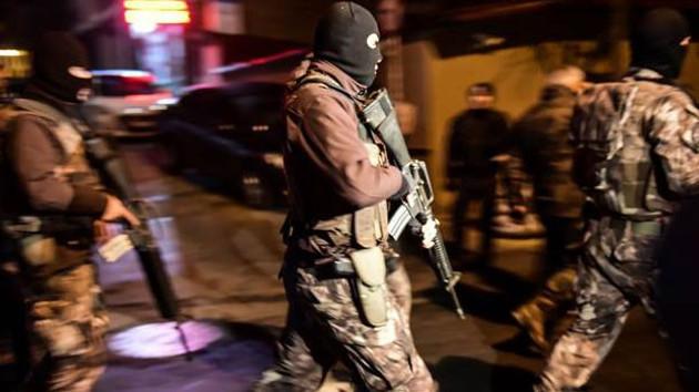Beşiktaş'taki hain saldırıda 10 kişi gözaltına alındı