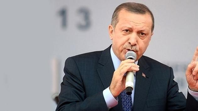 Erdoğan: Milletim 15 Temmuz gecesi darbeyi kendi lehine dönüştürdü
