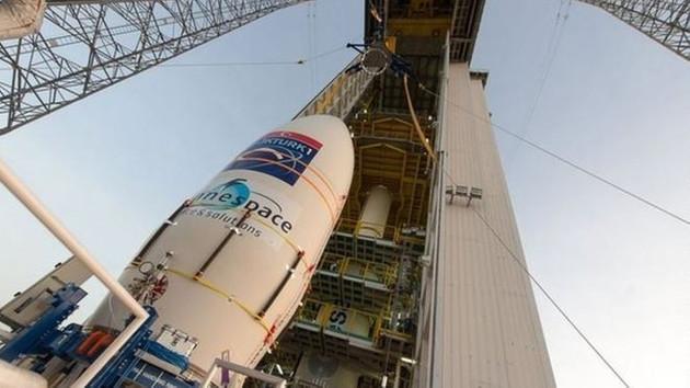 Son dakika haberleri: Göktürk-1 uydusu uzaya fırlatıldı.. CANLI