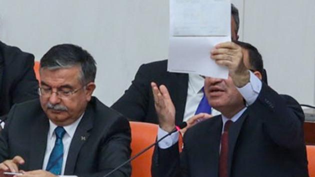 Erdoğan dolar bozdurdu Bozdağ dekont gösterdi