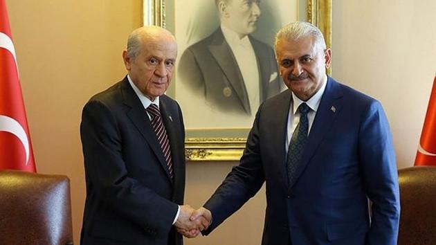 İşte AKP ve MHP'nin Başkanlık için anlaştığı 9 madde