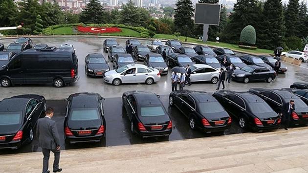 Sözcü: Saray'da FG plakası taşıyan 11 araç var; Erdoğan'ın haberi var mı?