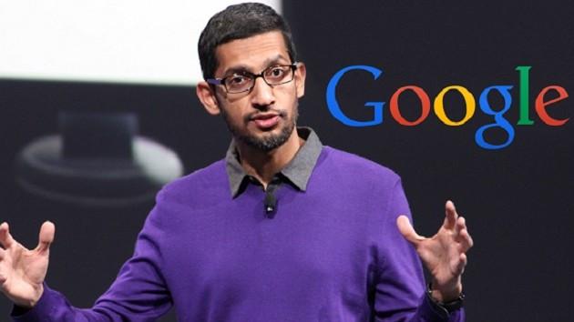 Google'ın patronu ne kadar kazanıyor?