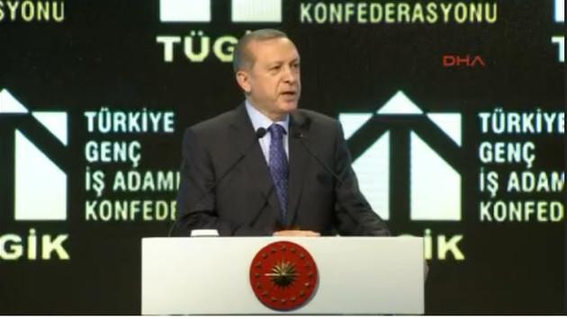 Erdoğan: Mültecilere kapıları açar hayırlı yolculuklar deriz!