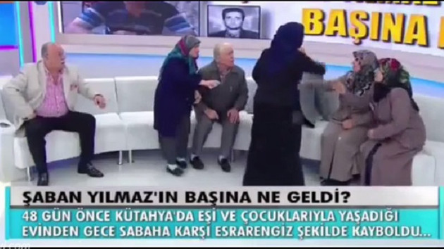 Müge Anlı'da yayın kestiren kadın kavgası
