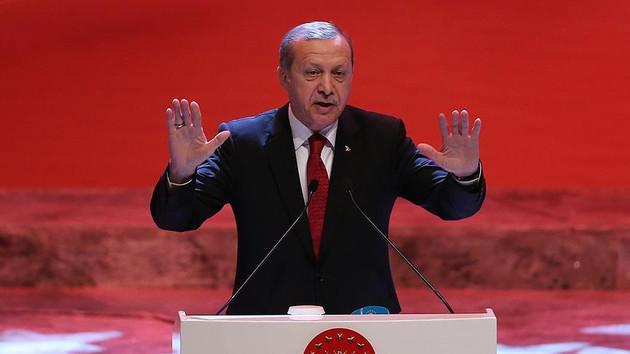 Erdoğan: Tarihimizi 1919 yılından başlatan bir tarih anlayışını reddediyorum