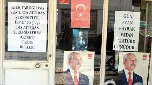 Kılıçdaroğlu'na emlakçıdan destek yazısı