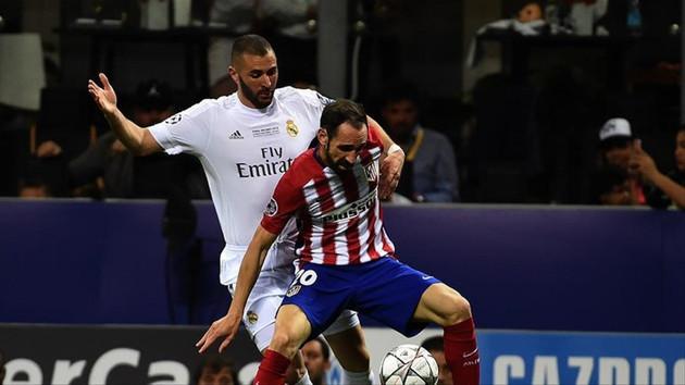 Şampiyonlar liginde Real Madrid'in zaferi