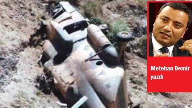 13 Mayıs'ta düşen helikopterle ilgili şok gerçekler