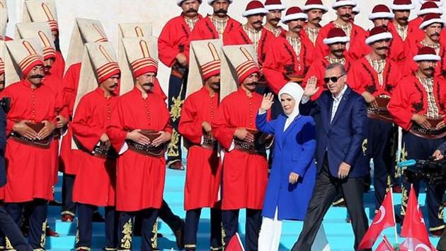 Erdoğan: İstanbul'un Fethinin intikamını almak istiyorlar