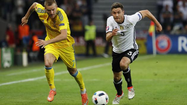 Almanya - Ukrayna 2-0