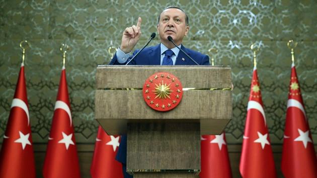 Erdoğan'dan Atatürk Havalimanı saldırısı açıklaması