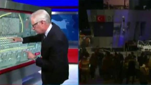CNN International'dan çarpıcı İstanbul saldırısı analizi