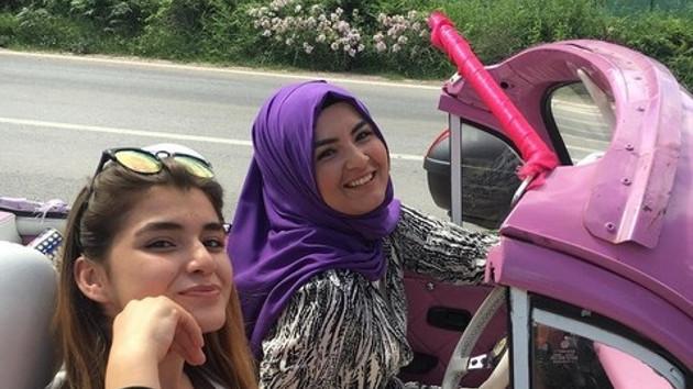 İzdivaç fenomeni Hanife'nin bomba pozları