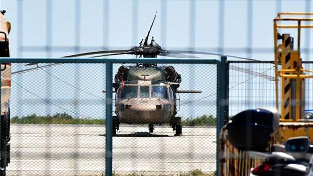 Graham Fuller Yunanistan'a kaçan o helikopterde miydi?